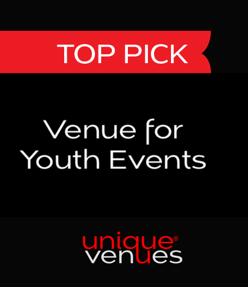 Top Pick for Venue for Youth Events from Unique Venues
